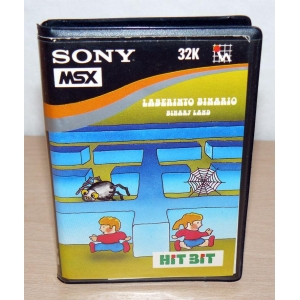 Binary Land (1984, MSX, Hudson Soft / Japanese Softbank)
