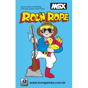 Roc'n Rope (2008, MSX, ICON Games)