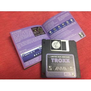 ANMA Limited Run Heritage (2017, MSX2, Anma)