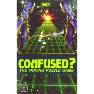 Confused? (1986, MSX, The Bytebusters)