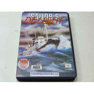 Sailor's Delight (1987, MSX, The Bytebusters)