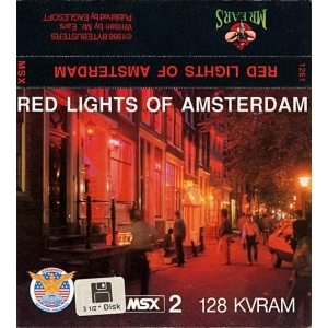 Red Lights of Amsterdam (1986, MSX2, The Bytebusters)
