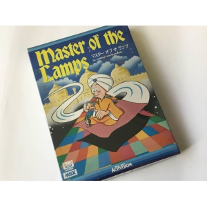 Master of the Lamps (1985, MSX, Activision)