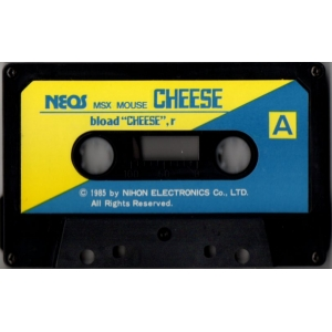 Cheese (1984, MSX, Nippon Electronics (NEOS))