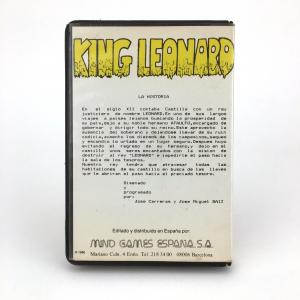 King Leonard (1986, MSX, Mind Games España)