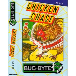 Chicken Chase (1986, MSX, Jawx)