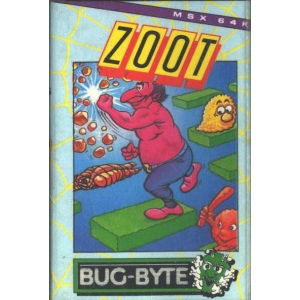 Zoot (1986, MSX, Bug-Byte Software)