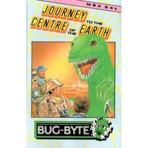 Journey to the Centre of the Earth (1985, MSX, Bug-Byte Software)
