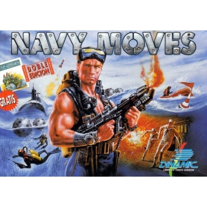Doble Edicion: Navy Moves / Army Moves (1988, MSX, Dinamic)