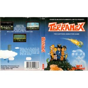 Terramex (1988, MSX, Grandslam Entertainments)