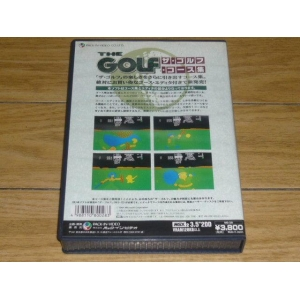 The Golf Course Collection (1989, MSX2, Pack-In-Video)
