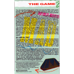 180 (1987, MSX, Mastertronic)