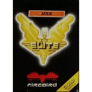 Elite (1987, MSX, Mr. Micro)