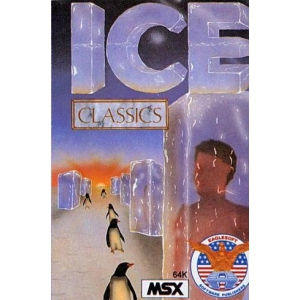 Ice (1986, MSX, The Bytebusters)