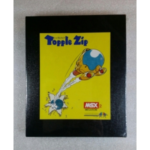 Topple Zip (1987, MSX2, Bothtec, Alex Bros)