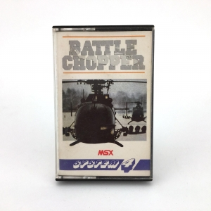 Battle Chopper (1987, MSX, Methodic Solutions)