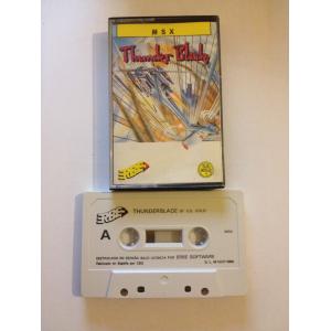 ThunderBlade (1988, MSX, Sega)