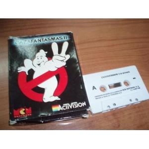 Ghostbusters II (1989, MSX, Foursfield)