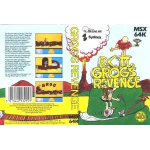 B.C. II - Grog's Revenge (1985, MSX, Sydney)