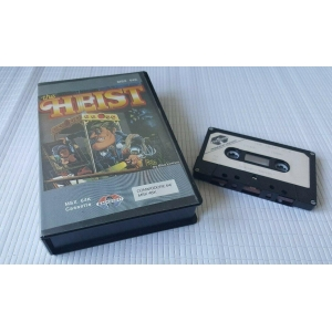 The Heist (1985, MSX, Livesay Computer Games)