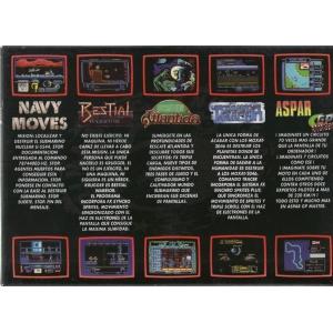 Coleccion Dinamic-90 (1989, MSX, Dinamic)