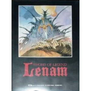 Sword Of Legend Lenam (1989, MSX2, Hertz)