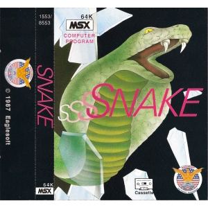 Snake (1987, MSX, The Bytebusters)