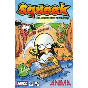 Squeek (1991, MSX, Anma)
