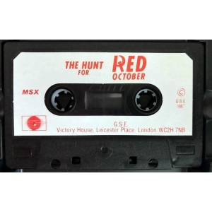 The Hunt for Red October (1987, MSX, Grandslam Entertainments)