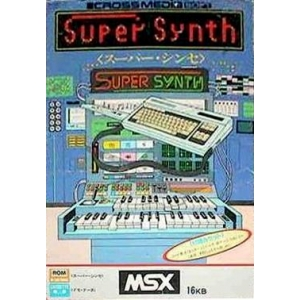 Super Synth (1984, MSX, Cross Media Soft)