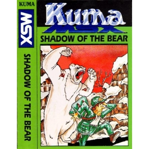Shadow of the Bear (1985, MSX, D. Amies)