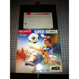 Super Soccer (1985, MSX, Takara)