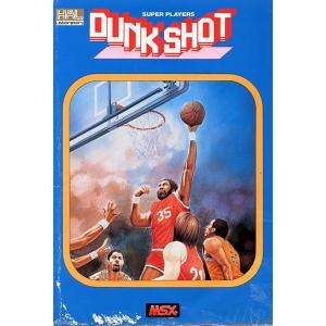 Dunk Shot (1986, MSX, HAL Laboratory)