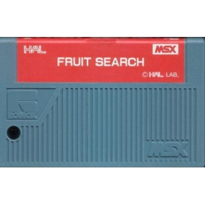 Fruit Search (1983, MSX, Takara)