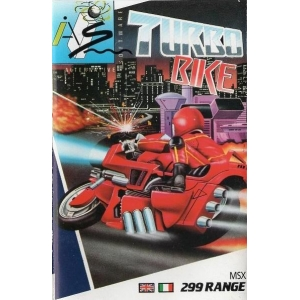 Turbo Girl (1988, MSX, Gamesoft)