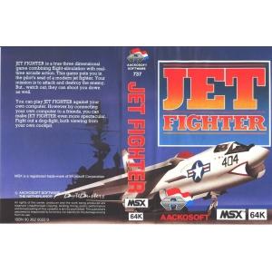Jet Fighter (1985, MSX, Aackosoft)