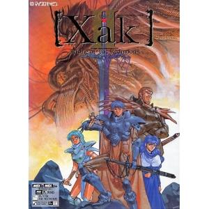 Xak II - Rising of the Redmoon (1990, MSX2, MSX2+, Turbo-R, Microcabin)