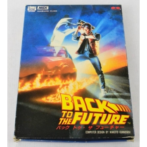 Back To The Future (1985, MSX, Pony Canyon)