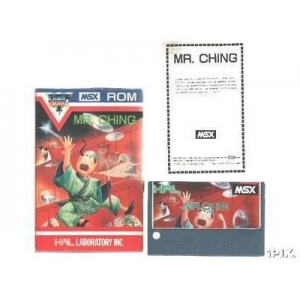 Mr. Chin (1984, MSX, HAL Laboratory)