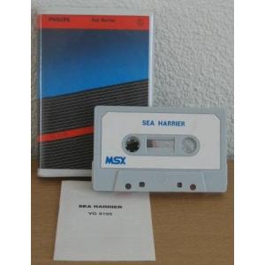 Jump Jet (1985, MSX, Anirog)