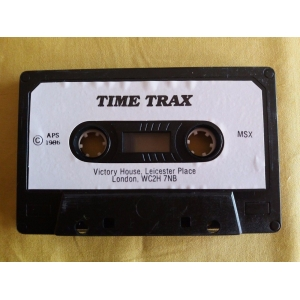 Time Trax (1986, MSX, Bug-Byte Software)