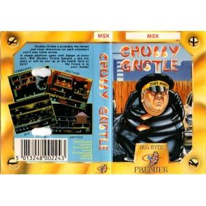Chubby Gristle (1987, MSX, Grandslam Entertainments)