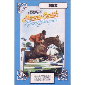 Harvey Smith's Showjumper (1985, MSX, Team Sanyo)