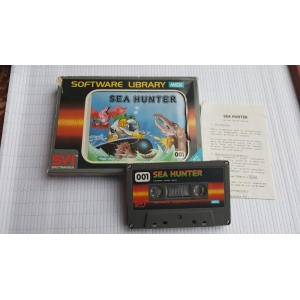 Sea Hunter (1985, MSX, Spectravideo (SVI))