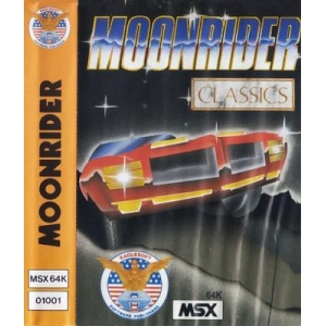 Moonrider (1986, MSX, The Bytebusters)