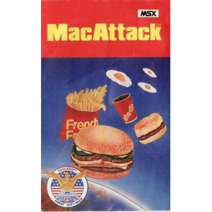 Mac Attack (1986, MSX, The Bytebusters)