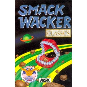 Smack Wacker (1986, MSX, The Bytebusters)