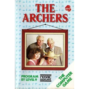 The Archers (1985, MSX, Level 9 Computing)