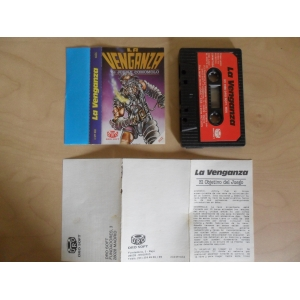 La Venganza de Johny Comomolo (1986, MSX, Juliet Software)