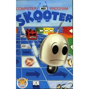 Skooter (1987, MSX, The Bytebusters)